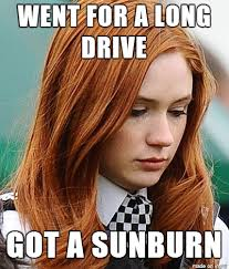 Ginger Meme - i suppose i should call this first world ginger problems rebrn com