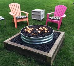 Cheap Firepit Cheap Pit Ideas Gas Fireplaces Firepits How To Diy
