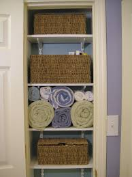 wander down penny lane restoring order to a small linen closet