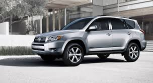 toyota rav4 07 2007 toyota rav4 pictures history value research