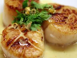 Beurre Blanc Sauce Recipe by The Secret Ingredient Chamomile Seared Sea Scallops With