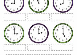 1st grade time worksheets u0026 free printables education com
