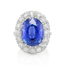 ring diana blue sapphire princess diana ring the sapphire company