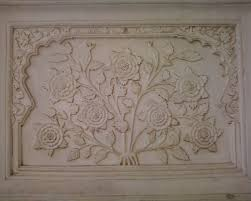 file bibi ka maqbara wall carving jpg wikimedia commons