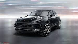 porsche suv price porsche macan suv launched in india rs 1 crore team bhp