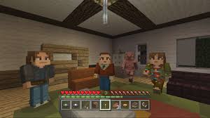 minecraft stranger things skin pack on ps4 official playstation