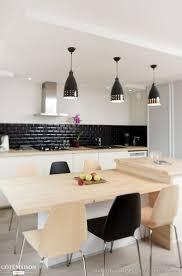 ilot central cuisine pour manger cuisine table centrale ilot decoratentk galerie et cuisine ilot