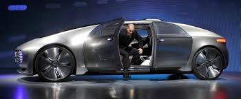 car of the future daimler rolls electric powered mercedes benz f