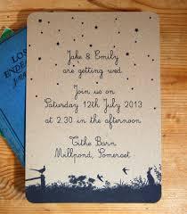 midsummer meadow rustic vintage wedding invitation a bird u0026 a bee