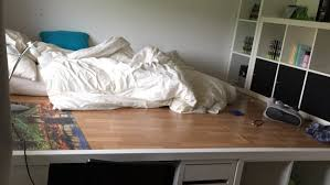 chambre ado un incroyable lit estrade pour chambre d ado bidouilles ikea