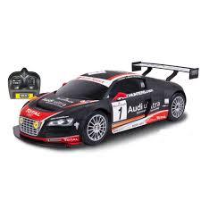 Audi R8 Lms - nikko rc audi r8 lms francorchamps 30 00 hamleys for nikko rc