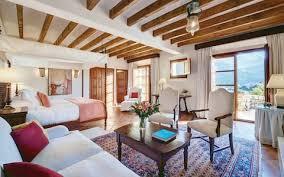 Top 10 Hotels In La Top 10 The Best Luxury Hotels In Majorca Telegraph Travel