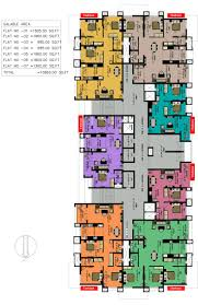Garden Apartment Floor Plans Floor Plans Garden Villa Second Plan Cubtab On Gardening Floor Plans