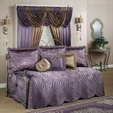 bedding cool portia i satin quilted daybed bedding set sets for
