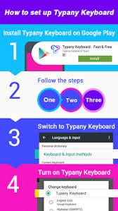download blue wizard monster theme emoji keyboard apk latest