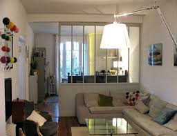 cloison vitree cuisine salon cloison vitree cuisine sacparation de la cuisine par une cloison