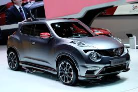 nissan juke 215bhp nissan juke nismo rs to cost less than a golf gti auto