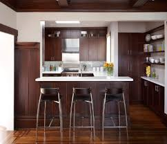 dark wood kitchens ideas kitchen traditional with two level island