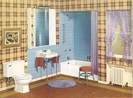 vintage bathroom design ideas 24 pages of vintage bathroom design ideas from crane 1949
