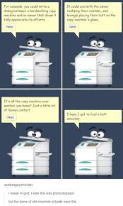 Copy Machine Meme - i just want some human contact coppy know your meme