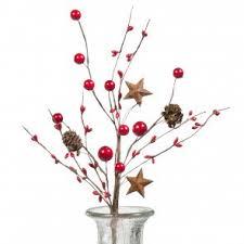 Floral Picks Cool Idea Christmas Tree Picks And Sprays Modest Design Floral