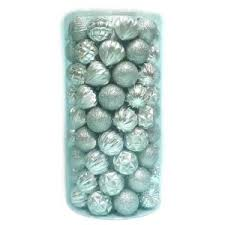 home accents 2 3 in shatter proof ornament silver 101