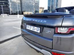 land rover convertible blue first drive 2017 range rover evoque convertible