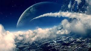 estación espacial internacional fondos de pantalla pinterest
