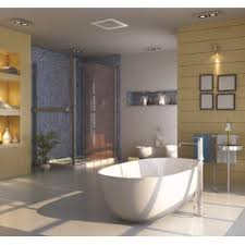 Bathroom Light And Exhaust Fan Delta Breezradiance Rad80l 80 Cfm Exhaust Bath Fan Cfl Light And
