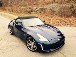 nissan roadster on the road review nissan 370z roadster the ellsworth
