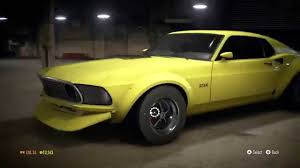 build ford mustang 2015 need for speed 2015 ford mustang gymkhana build