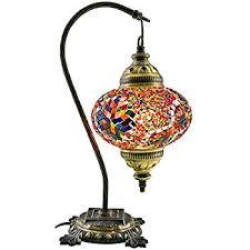 Turkish Lighting Fixtures Mosaic Table L L Shade Turkish L Moroccan L Swan