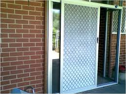 Security Patio Doors Wrought Iron Screen Doors Home Depot Security Door Imposing