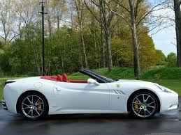 Ferrari California 2009 - current inventory tom hartley