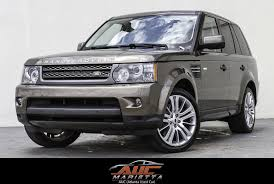 used range rover for sale 2011 land rover range rover sport hse lux stock 272396 for sale
