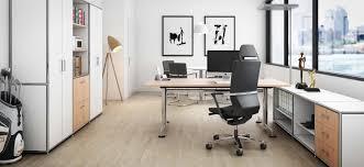 Chef Schreibtisch Repräsentativ Und Gehoben Das Chefbüro Lebt Von Seiner