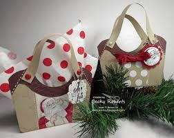 inking idaho free holiday handbag tutorial for december orders