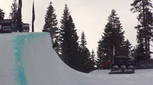 backyard pvc pipe skiing fail jukin media