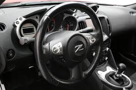 nissan 370z steering wheel used 2009 nissan 370z for sale 17 480 vroom