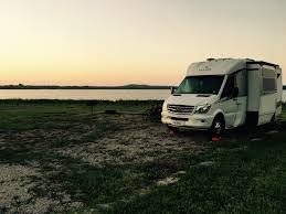 why you should live in an rv let the shopping begin leisure travel vans