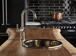 Nickel Kitchen Faucet Kitchen Brizo Kitchen Faucet Intended For Superior Artesso