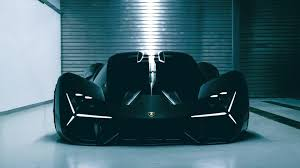 future lamborghini lamborghini previews an electric future with terzo millennio