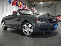 2001 audi tt quattro review 2001 audi tt quattro 180 roadster