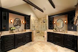 bathroom very beautiful master bathroom designs with double round