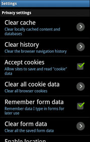 clear cookies android how to clear history from android phones