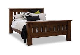 Sturdy King Bed Frame Classic And Sturdy You Can T Go Past A Wooden Bed Frame Like This