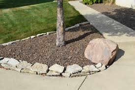 Japanese Garden Walls by Flat Rock Wall Stone Garden Wall Indianapolis Landscaping