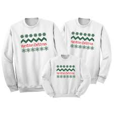 sweater for family sweater family trio sweatshirt set