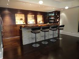 Black Bar Cabinet Interior Custom Bars For Basements With Glass Cabinet Marble