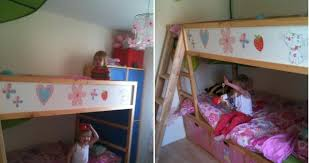 Toddler Bunk Beds That Turn The Bedroom Into A Playground - Double bed bunk bed ikea